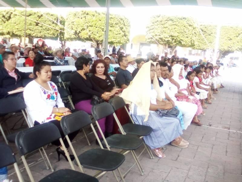 Realizan Asamblea de comunidades indígenas en Ixmiquilpan