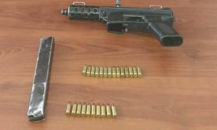 Asegura SSPH 402 armas de fuego mediante estrategia Hidalgo Seguro