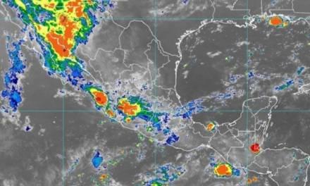 Continúa probabilidad de lluvias vespertinas
