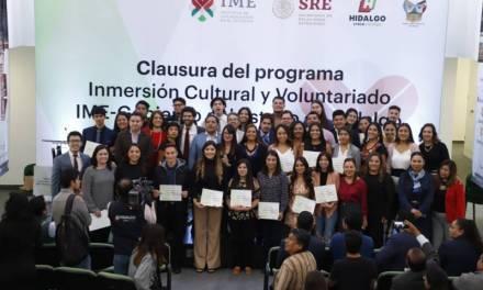 Gobierno estatal impulsa Programa Inmersión Cultural para abatir pobreza