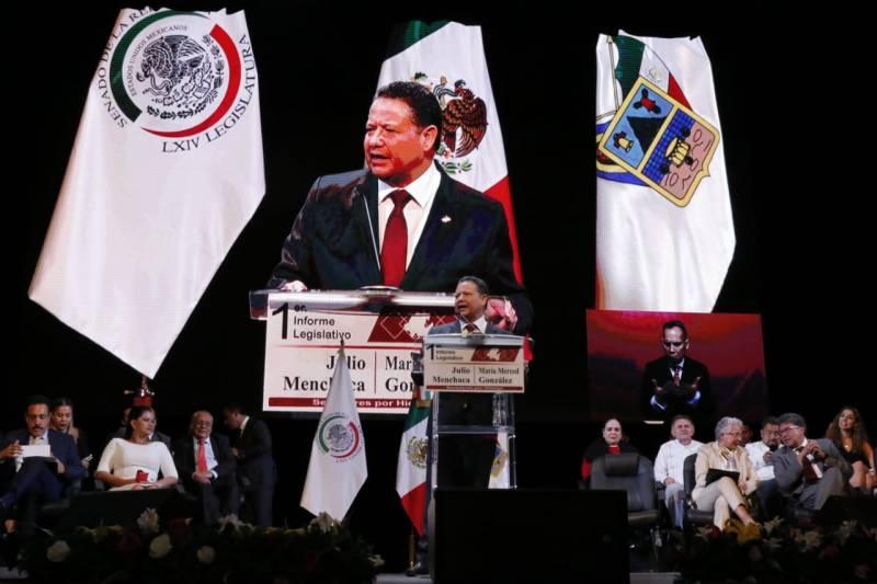 Leyes de Confianza Ciudadana, principales logros del senado; señala Julio Menchaca