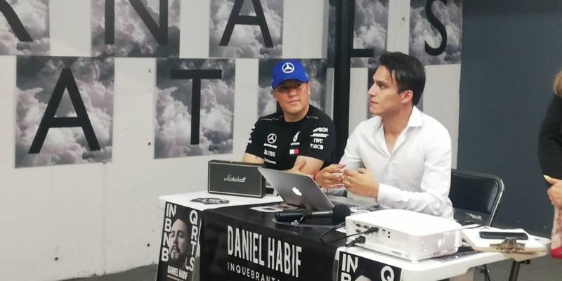 Daniel Habif presentará Inquebrantable Wold Tour 2019, en Pachuca