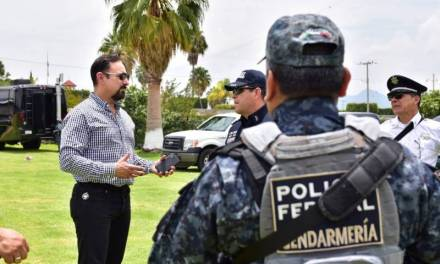 Refuerza vigilancia en Ixmiquilpan con operativo interinstitucional