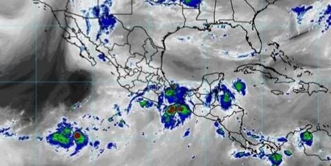 Habrá ambiente de templado a cálido con probabilidad de lluvias