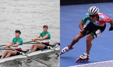 Caen dos medallas más para México en Panamericanos