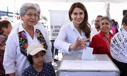 PRI resurgirá con fuerza: Carolina Viggiano