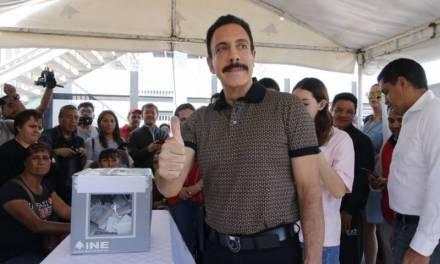 Priístas deben aceptar el resultado de la elección, señala Omar Fayad