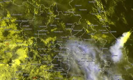 Continúa en Hidalgo ambiente de templado a cálido