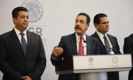Coordinación estrecha y voluntad política, orientará mejor la toma de decisiones: Omar Fayad