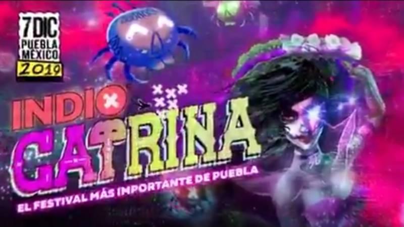 Revelan lin up de Festival Catrina 2019