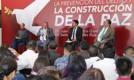 Promueven la prevención del delito en Hidalgo