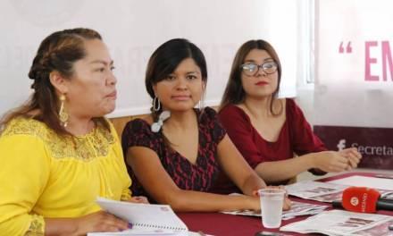 Buscan que el Comité Directivo Estatal del partido MORENA sea liderado por una mujer