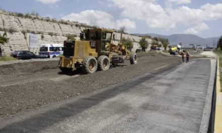Moderniza gobierno estatal vialidades de Pachuca