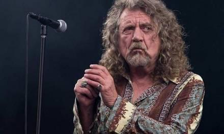Robert Plant, fundador de Led Zeppelin, cumple 71 años