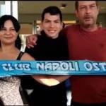 Chucky Lozano ya está en Italia