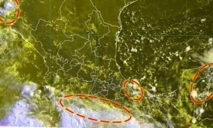 Aumenta potencial de lluvias vespertinas en Hidalgo