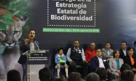 Hidalgo es uno de los 11 estados con estrategia de biodiversidad