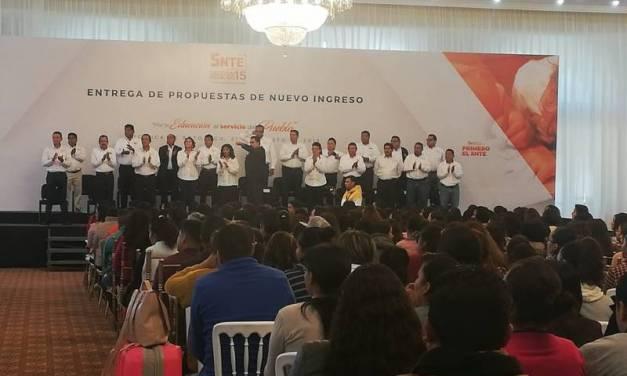 Docentes se han preparado para la Nueva Escuela Mexicana, asegura líder del SNTE