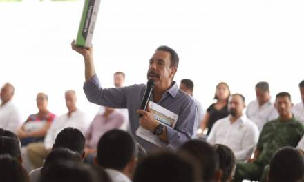 Inaugura Fayad brazo auxiliar del C5i en Huejutla; reforzar seguridad: objetivo