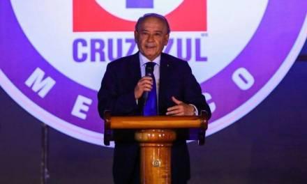 Destituyen a Billy Álvarez de la dirección de Cooperativa Cruz Azul