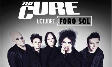 The Cure regresa a México