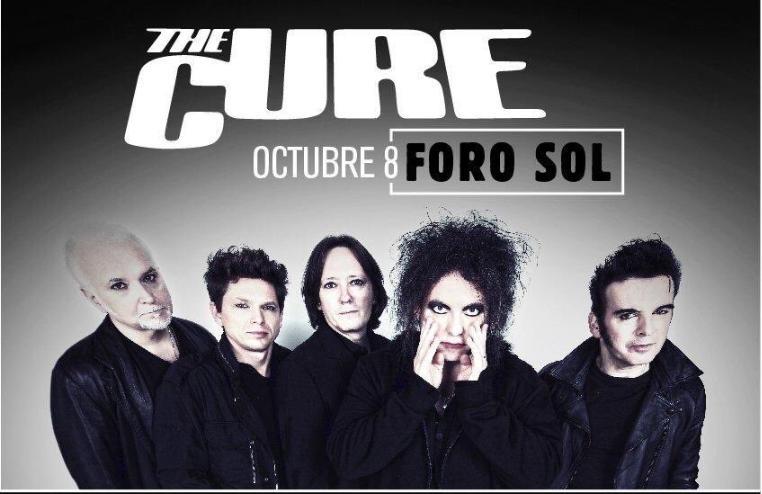 The Cure regresa a México