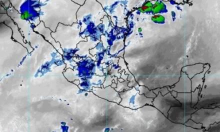 Continúa probabilidad de lluvias en el estado