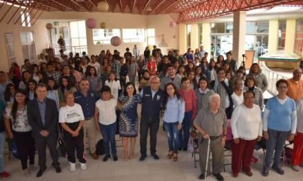 Sedeso realiza encuentro Intergeneracional 2019