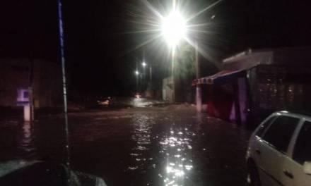 Afectados por lluvias en Huitzila en Tizayuca piden  ayuda