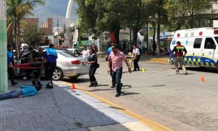 Protección Civil de Pachuca realiza Taller de Sistemas de Clasificación de Triage