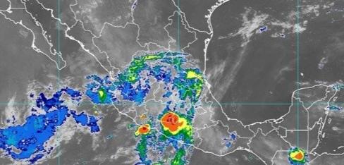 Continúa probabilidad de lluvias en la tarde-noche