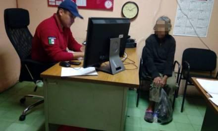 Mujer reportada como desaparecida es localizada y regresada a su familia