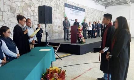 Concluyen estudios adolescentes presos en Hidalgo
