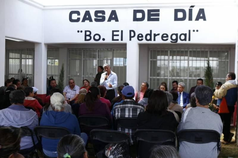 Tizayuca inaugura la Casa de Día número 14