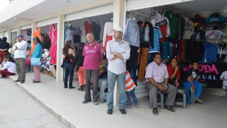 Caen ventas de comerciantes de la zona centro de Tizayuca
