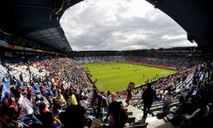 México y Argentina se enfrentan en el Hidalgo