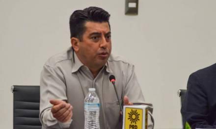 PRD analiza promover la inconstitucionalidad de la reforma electoral local
