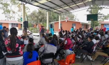 Ponen en marcha campaña para evitar consumo de drogas en jóvenes