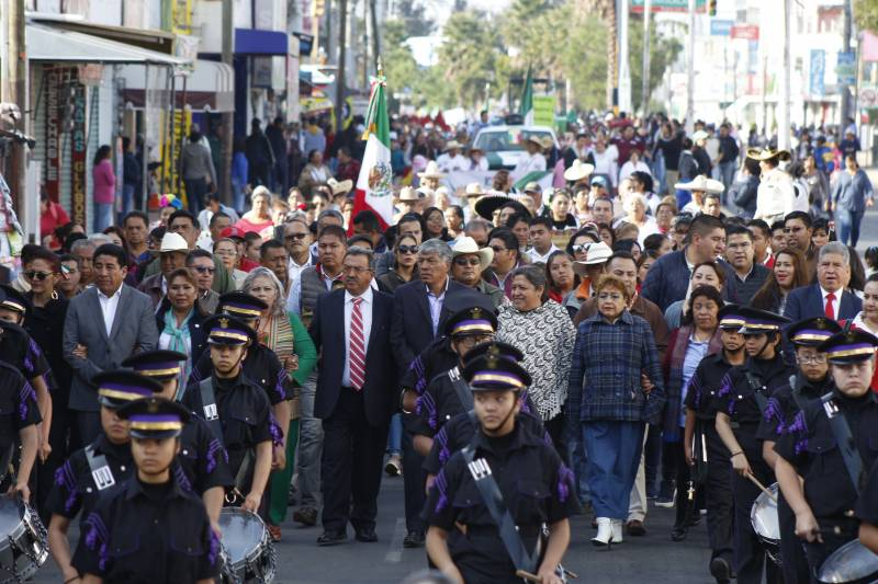 Concluyen las Fiestas Patrias en Tizayuca con saldo blanco