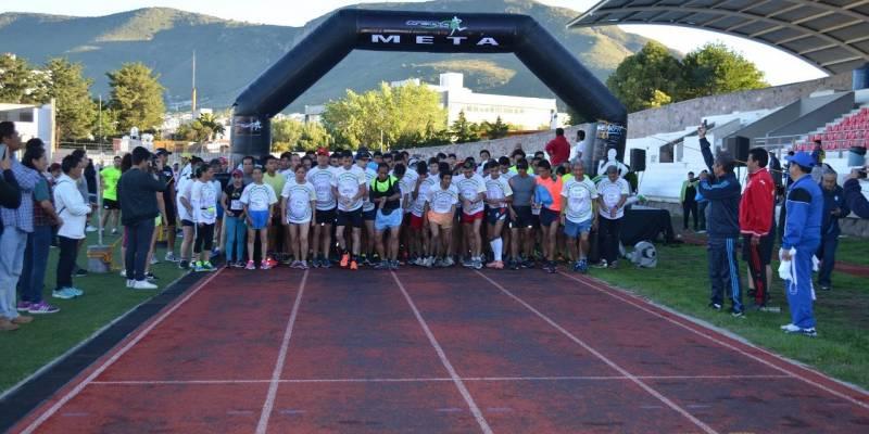 Presentan carrera Maratec «marcando el rumbo»