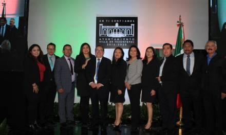 Luis Castañeda Muñoz destaca las finanzas sanas del Ayuntamiento
