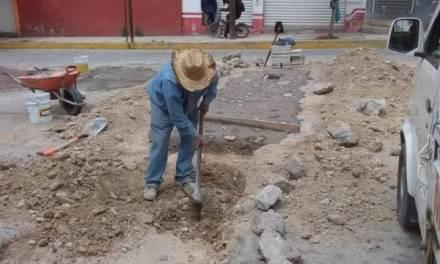 Mejoran abasto de agua potable para 200 familias en Tepeapulco