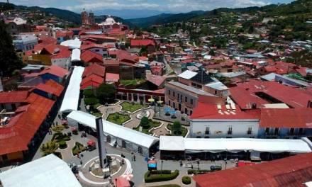 Real del Monte se declara listo para Fetival del Paste y Tianguis Turístico