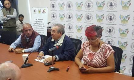 Morena continúa lucha contra corrupción e impunidad, señala Baptista