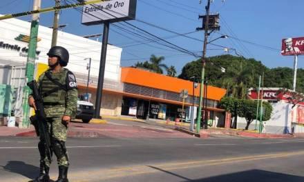 Balacera en Central de Morelos deja cinco muertos