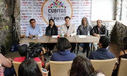 Lanzan proyecto cultural «Cubitos no es como lo pintan»
