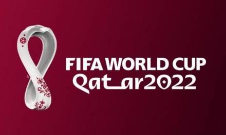 Presentan emblema de la Copa Mundial de la FIFA, Qatar 2022