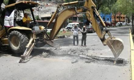 Concluyen trabajos de bacheo y rehabilitación del viaducto Nuevo Hidalgo