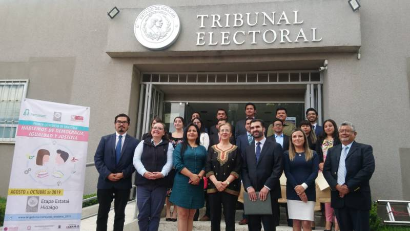 Buscan validez Oficial de Estudios de la Especialidad en Derecho Electoral