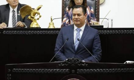 Destaca Asael Hernández logros del gobierno estatal